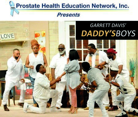 Daddy's Boys Stage Play 4/18/20, 1pm, Church of Christian Compassion, PA, Philadelphia, Pennsylvania, United States