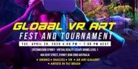 2020 Sydney VR Art Fest and Tournament