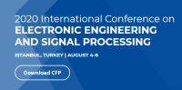 2020 International Conference on Electronic Engineering and Signal Processing (EESP 2020)