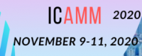 2020 4th International Conference on Advanced Manufacturing and Materials (ICAMM 2020)