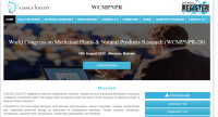 World Congress on Medicinal Plants & Natural Products Research (WCMPNPR-20)