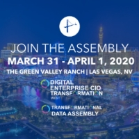 Digital Enterprise Transformation West in Las Vegas, NV - March 2020