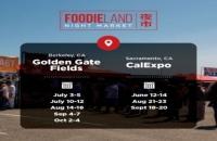 FoodieLand Night Market  - SF Bay Area (July 3-5, 2020)   4th of July