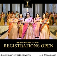 Maven Ms Plus Size India 2020 Auditions in Kolkata