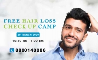 Free Hair Loss Check up in New Delhi