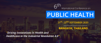International Conference on Public Health 2020 (ICOPH 2020)