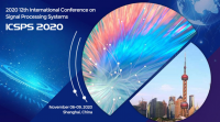 2020 12th International Conference on Signal Processing Systems (ICSPS 2020)
