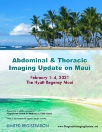 Abdominal and Throacic Imaging Update on Maui