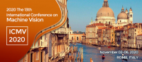 2020 The 13th International Conference on Machine Vision (ICMV 2020)