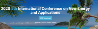 The 5th International Conference on New Energy and Applications (ICNEA 2020)