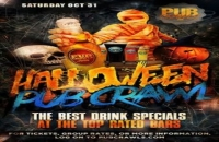 Fright Night HalloWeekend Pub Crawl Arlington - October 31, 2020