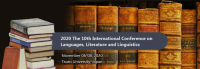 2020 The 10th International Conference on Languages, Literature and Linguistics (ICLLL 2020)