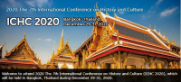 2020 The 7th International Conference on History and Culture (ICHC 2020)