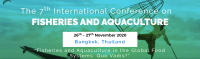 7th International Conference on Fisheries and Aquaculture 2020 – (ICFA 2020)