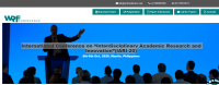 "International Conference on ""Interdisciplinary Academic Research and Innovation""(IARI-20)"