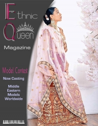 2020 Ethnic Queen Magazine  Middle Eastern Cover Model Contest Online