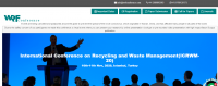 International Conference on Recycling and Waste Management(ICRWM-20)