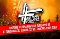 High Focus 10th Birthday - Bristol