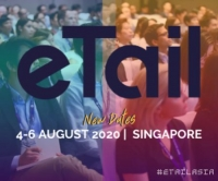 eTail Asia Conference in Singapore August 2020
