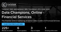 Data Champions, Online - Financial Services
