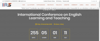International Conference on English Learning and Teaching  (ICELT-20)