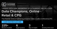 Data Champions, Online - Retail and CPG
