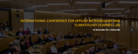 International Conference for Applied Meteorology and Climatology