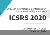2020 5th International Conference on System Reliability and Safety (ICSRS 2020)