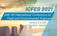 2021 7th International Conference on Food and Environmental Sciences (ICFES 2021)