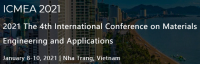 2020 The 4th International Conference on Materials Engineering and Applications (ICMEA 2021)