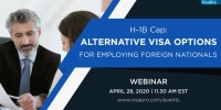 H-1B Cap: Alternative Visa Options For Employing Foreign Nationals