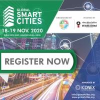 Global Smart Cities India 2020 expo ,18-19 Nov. 2020 | New Smart Cities in India | India Expo Mart | Greater Noida