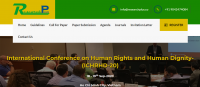International Conference on Human Rights and Human Dignity-(ICHRHD-20)