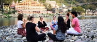 7 Chakras Yoga Retreat - Rishikesh Yogkulam