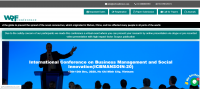 International Conference on Business Management and Social Innovation(ICBMANSOIN-20)