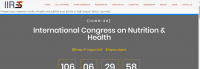 International Congress on Nutrition & Health (ICNH-20)