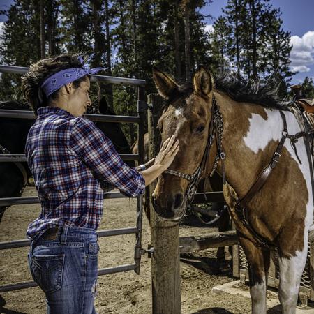 Unbridled Equine Retreat for Women, Tabernash, Colorado, United States