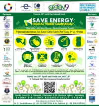 SAVE ENERGY DIGITAL VIDEO CAMPAIGN