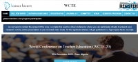 World Conference on Teacher Education  (WCTE-20)