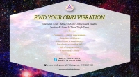 Online Sound Healing Webinar: Find your Own Vibration