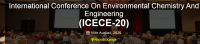 International Conference On Environmental Chemistry And Engineering (ICECE-20)