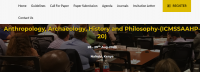 International Conference on Multidisciplinary Social Studies, Anthropology, Archaeology, History and Philosophy-(ICMSSAAHP-20)