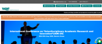 """International Conference on """"Interdisciplinary Academic Research and Innovation""""(IARI-20)"""