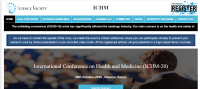 International Conference on Health and Medicine (ICHM-20)