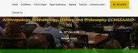 nternational Conference on Multidisciplinary Social Studies, Anthropology, Archaeology, History and Philosophy-(ICMSSAAHP-20)