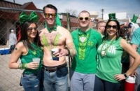 "Albany St Patrick's Day ""Luck of the Irish"" Bar Crawl - March 2021"