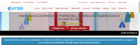 International Conference on Mathematic, Statistics and Applied Science (ICMASTAS-20)