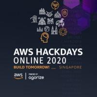 AWS Hackdays Online 2020 Build Tomorrow! - Singapore