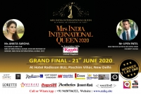 MRS INDIA INTERNATIONAL QUEEN 2020 GRAND FINAL