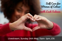 Self care for Women of Colour with Leah Salmon - Online